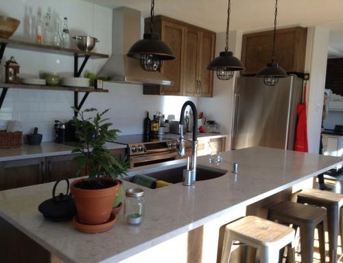 cuisine bleue cuisine brio. Black Bedroom Furniture Sets. Home Design Ideas